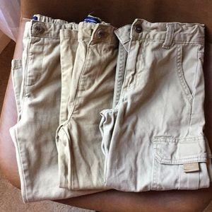 Various Kaki Pants
